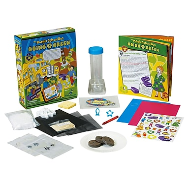 The Young Scientist Club™ The Magic School Bus Going Green Activity Kit