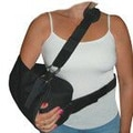 Alpha Brace Shoulder Immobilizer and Sling; Large