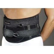 ActivDay Plus Lumbar Sacral Brace in Black; Small