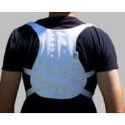 Alpha Brace Full Back / Upper Back Posture Aid Support; Large