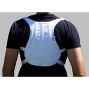 Alpha Brace Full Back / Upper Back Posture Aid Support; X-Large
