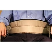 NYOrtho Wheelchair Seat Belt with Quick-Release Buckle Closure