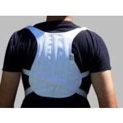 Alpha Brace Full Back / Upper Back Posture Aid Support; Medium