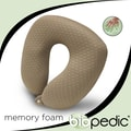 BioPEDIC Memory Foam U Neck Travel Pillow