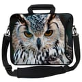 Designer Sleeves Executive Sleeves Owl PC Laptop Bag; 15''