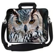 Designer Sleeves Executive Sleeves Owl PC Laptop Bag; 14''