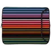 Designer Sleeves Retro Stripes Designer PC Sleeve; 14''