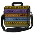 Designer Sleeves Executive Sleeves Greek Patterns PC Laptop Bag; 13''