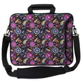 Designer Sleeves Executive Sleeves Paisley PC Laptop Bag; 15''