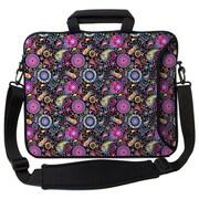 Designer Sleeves Executive Sleeves Paisley PC Laptop Bag; 15''