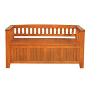 Simpli Home Entryway Storage Bench