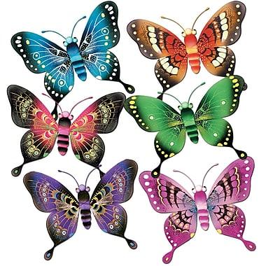 Papillons majestueux, 10 po, paq./3