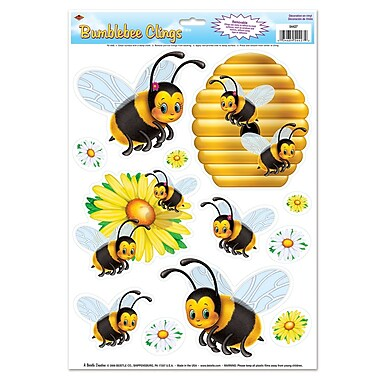 Bumblebee Clings, 12
