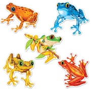 "Beistle 4 1/2"" Mini Frog Cutouts, 70/Pack"
