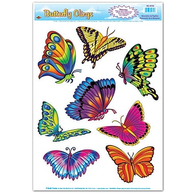 Butterfly Clings, 12