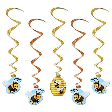 Bumblebee Whirls, 3' 4