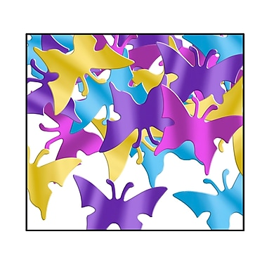 Fanci-Fetti Butterflies, 5/Pack