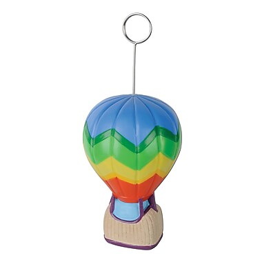 Hot Air Balloon Photo/Balloon Holder, 3/Pack