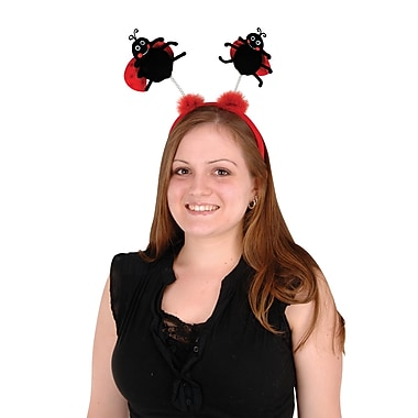 Ladybug Boppers, One Size Fits Most, 3/Pack