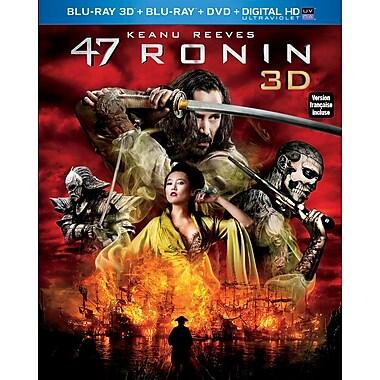 47 Ronin (Blu-ray 3D/Blu-ray/DVD)