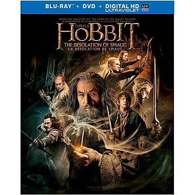 The Hobbit: The Desolation of Smaug (Blu-ray/DVD)