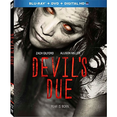 Devil's Due (Blu-ray/DVD)