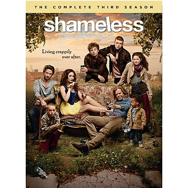 Shameless: Season 3 (DVD)