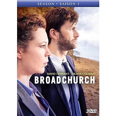 Broadchurch: Season 1 (DVD)