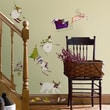 Room Mates Seasonal 27 Piece Winter Holiday Wall Decal Set