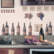 Room Mates Room Mates Deco 56 Piece Wine Tasting Wall Decal