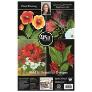 Weber Art Donna Dewberry wOil Basic Floral Painting Set w/ DVD