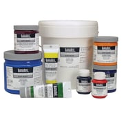 Liquitex Professional Acrylic Paint Jar; Hooker?s Green Deep Hue Permanent