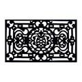 Imports Decor Pineapple Doormat; 30'' x 48''
