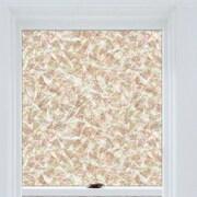 Brewster Home Fashions Window Decor Brushstrokes Window Film