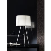 Axo Light Obi 32.63'' H Table Lamp with Square Shade; White