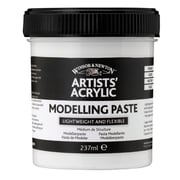 Winsor & Newton Artists' Acrylic Modelling Paste Jar