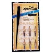 Speedball C-Style Pen Set