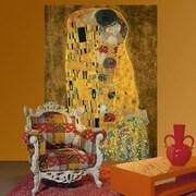 Brewster Home Fashions Ideal Decor Kiss Wall Mural