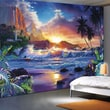Brewster Home Fashions Ideal Decor Beyond Hanas Gate Wall Mural