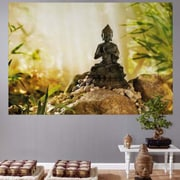 Brewster Home Fashions Komar Buddha 1 Panel Wall Mural