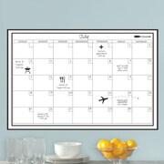 Brewster Home Fashions WallPops Calendar Whiteboard Wall Decal