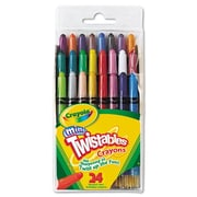 Crayola Twistables Mini Crayons (24 Pack)