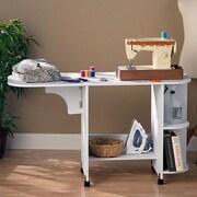 SEI Duncan Laminate Sewing Table