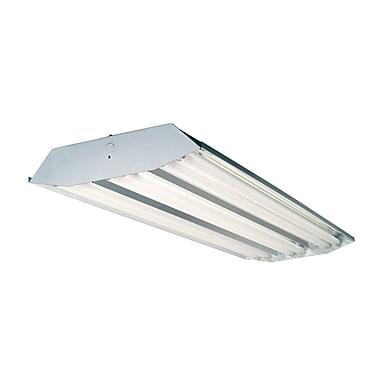 Howard Lighting 4 Light High Bay Fluorescent Light Fixture
