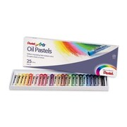 Pentel Round Stick Oil Pastel