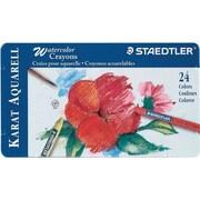 Staedtler Karat Aquarell Watercolor Crayon (Set of 24)