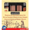 General Classic Drawing Sketch Kit