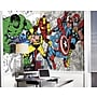 Room Mates Prepasted Marvel Classics Character Wall Mural