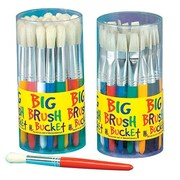 Princeton Artist Brush Display Round Brush (Set of 30)