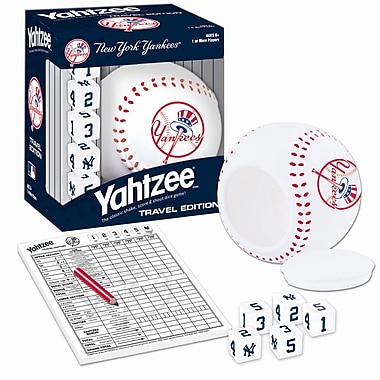 USAopoly MLB Baseball Yahtzee Games; New York Yankees